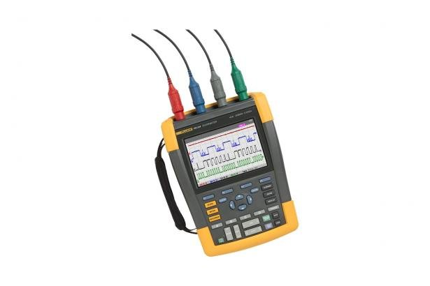Fluke-190-504/S Color ScopeMeter® | Fluke
