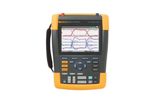 Fluke-190-502 Color ScopeMeter® | Fluke