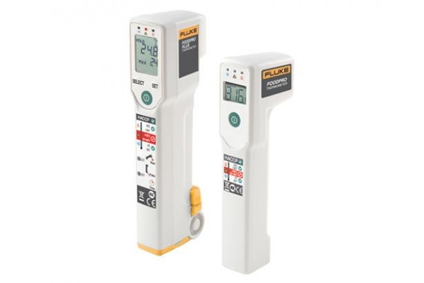 Infrared Food Thermometer | Fluke FoodPro Thermometer | Fluke
