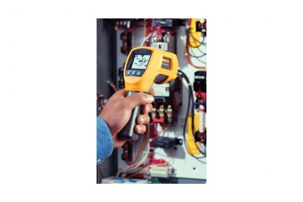 Thermal Gun | Fluke 566 Infrared & Contact Thermometer | Fluke