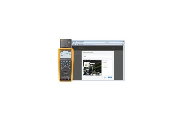Combinatiekit Van Fluke 287 En FlukeView Forms-software | Fluke