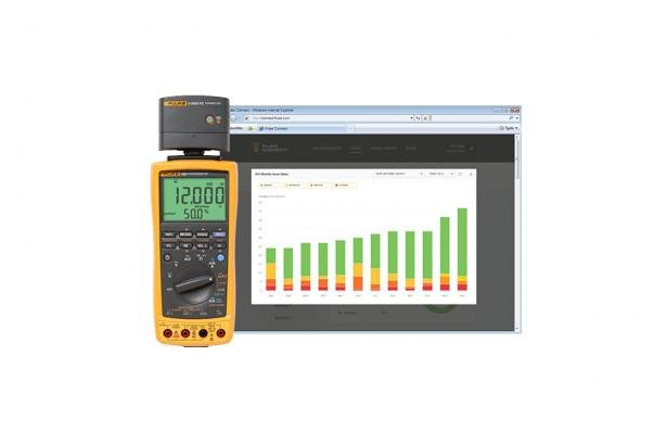Fluke 789 FC ProcessMeter™ And Temperature Kit | Fluke