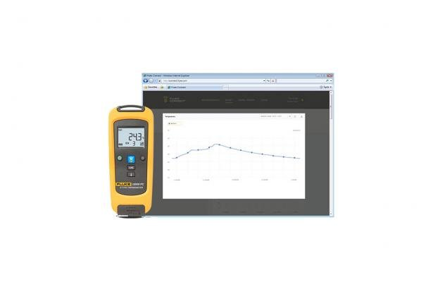 FC Wireless T3000 Temperatuurkit | Fluke