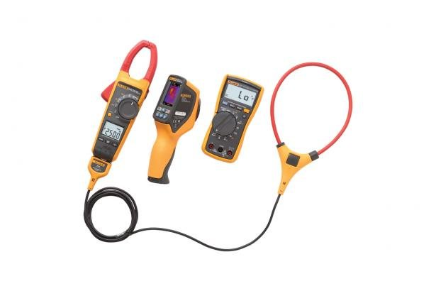 Fluke VT04 Visual IR Thermometer Electrical Combo Kit | Fluke