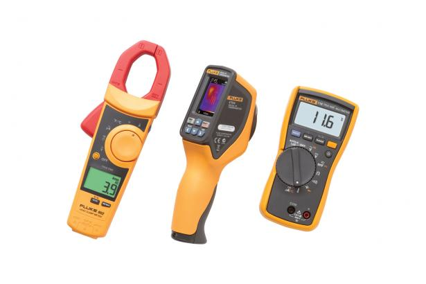 Fluke VT04 Visual IR Thermometer HVAC Combo Kit | Fluke