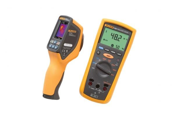 Fluke VT04 Visual IR Thermometer Maintenance Combo Kit | Fluke