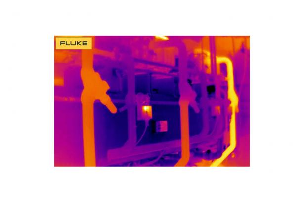 Fluke Ti480 Infrared Camera