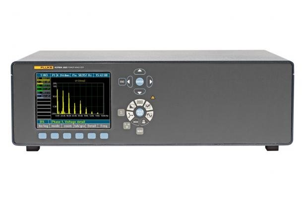 Fluke Norma 5000 Power Analyzer | Fluke