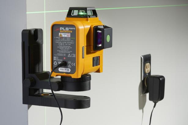 PLS 3x360G Three-plane Laser Level