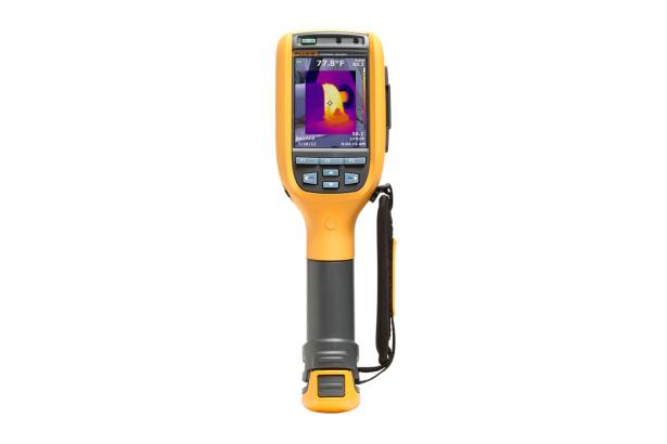 Fluke Ti105 Thermal Imager For Industrial And Commercial Applications | Fluke