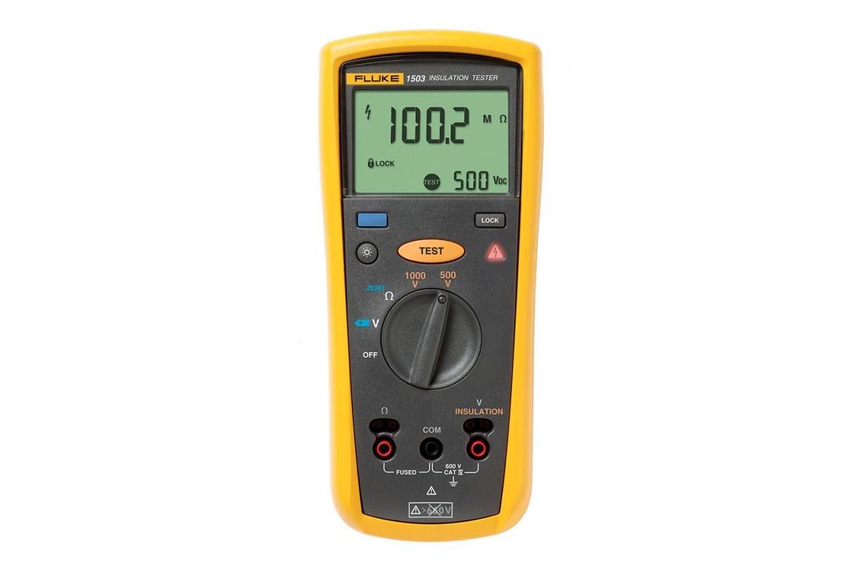 Fluke FLUKE-1503 1000 Volt Insulation Tester