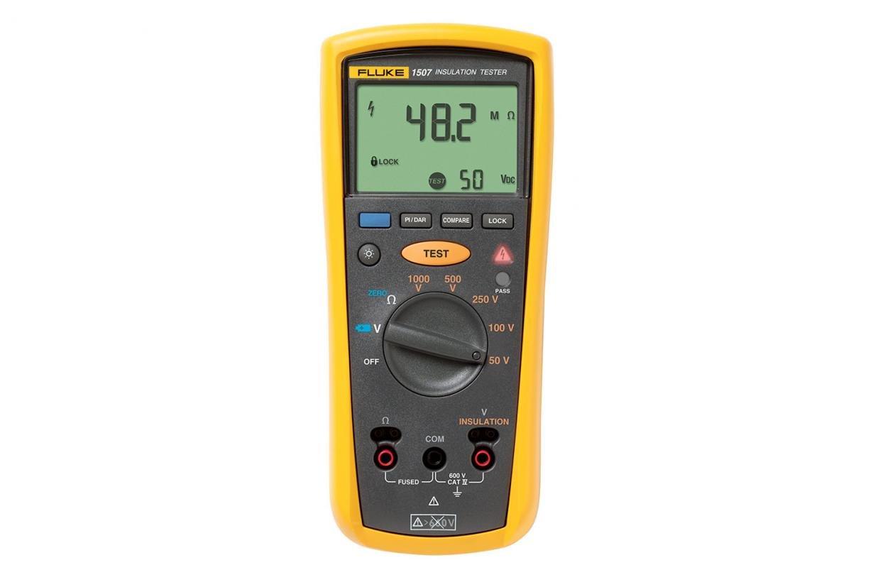 Fluke FLUKE-1507 5000 Volt Insulation Tester