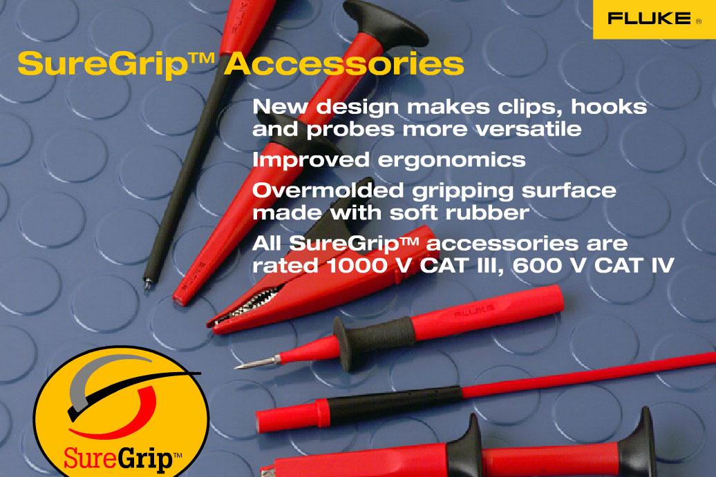 AC283 SureGrip™ -tangklemmenset