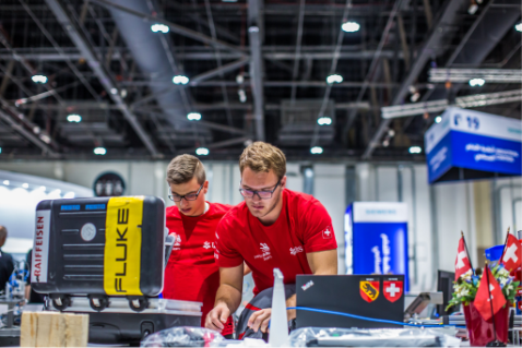 45th WorldSkills Competition in 2019