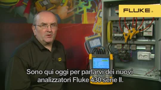 Fluke 430 Series II: Basic Measurements