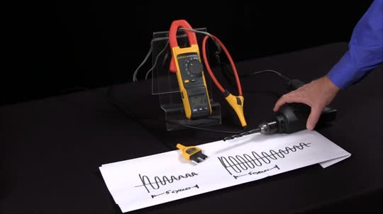 How To Measure In Rush Current With The Fluke 381